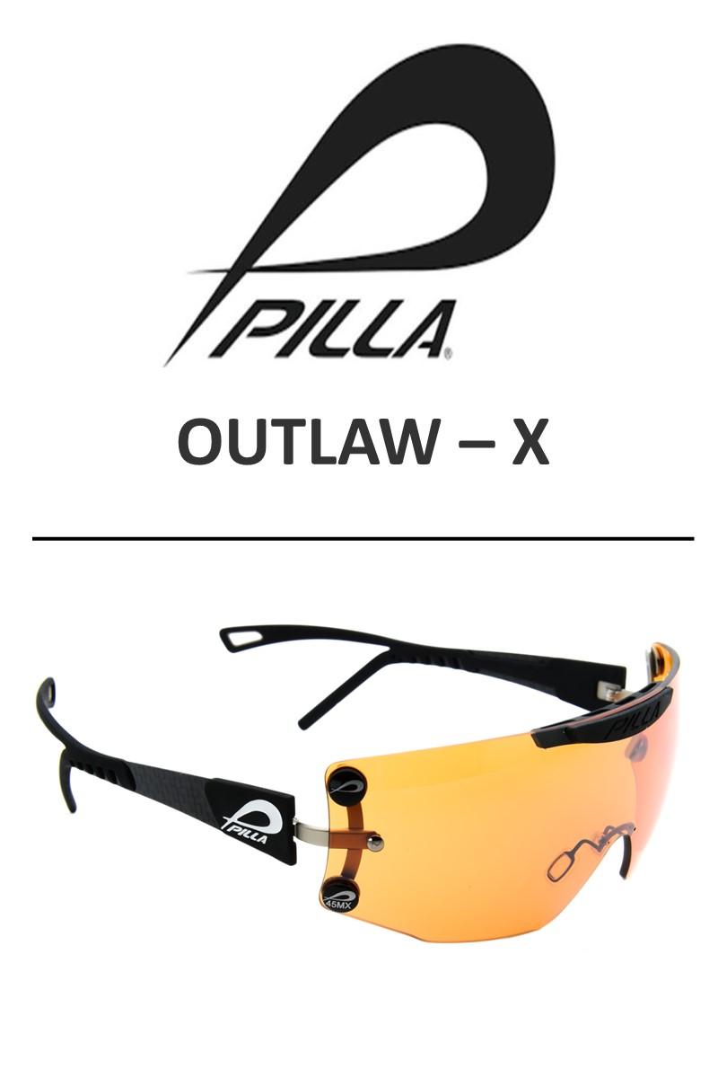 PILLA  OUTLAW X6 LENS