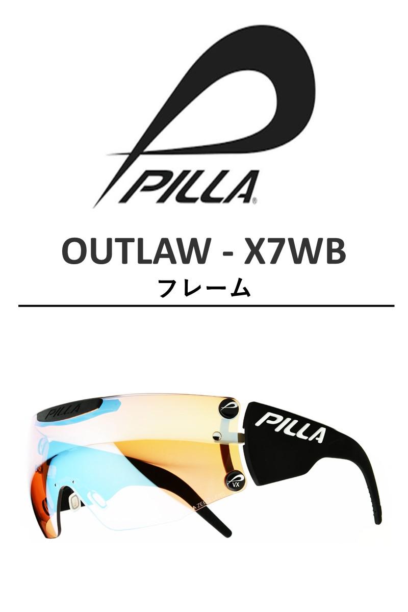 PILLA OUTLAW X7WB FRAMES