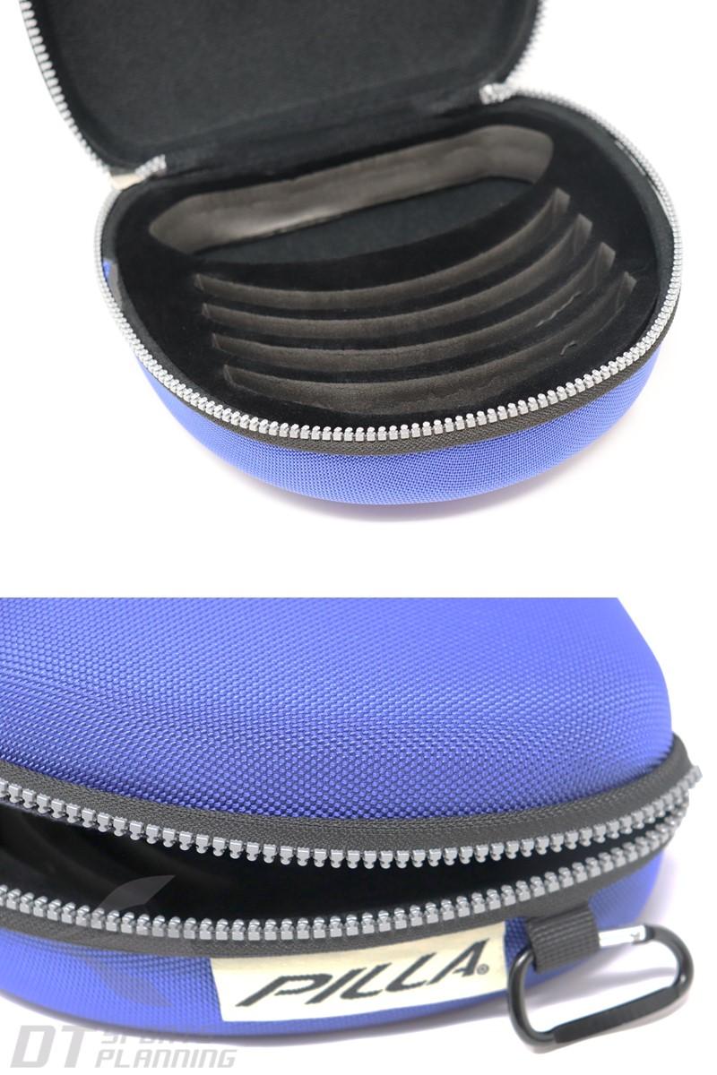 PILLA BLUE SOFT CLAM CASE (LRG)